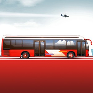 大客车空调系统开关接线图
