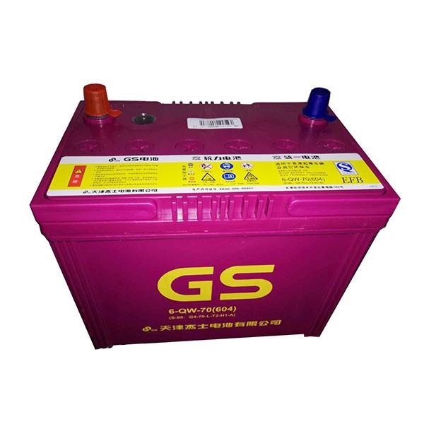 沈阳安图统一GS骆驼风帆蓄电池有限责任公司 -