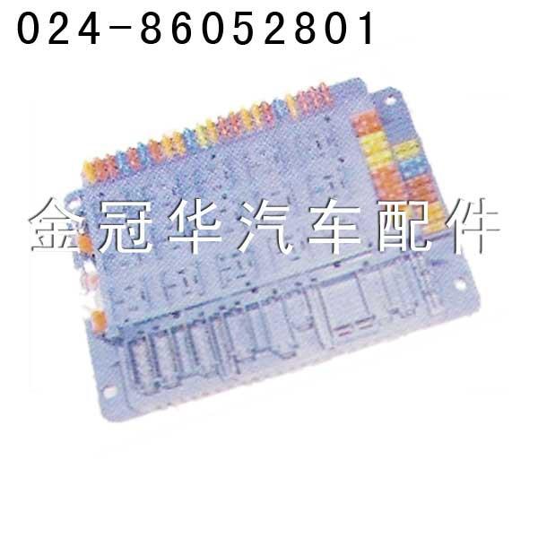 奥威保险丝盒(保险丝盒…)-沈阳金冠华解放j6原厂配件