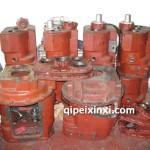 离合器外壳-变速箱外壳(汽车变速箱)