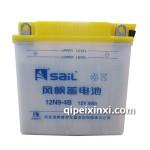 12N9-4B风帆蓄电池(瓶)
