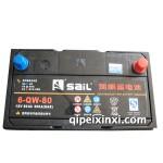 6-QW-80风帆蓄电池(瓶)