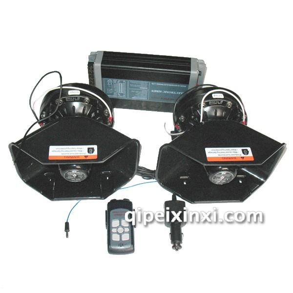 400w无线遥控警报器