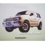 北京吉普Jeep配件-战旗BJ2032Z2F1