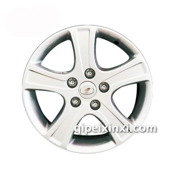 一汽大众奔腾b70 16寸原装轮毂|钢圈|轮圈|车轮|原厂高清图片