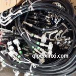 解放J6空调管