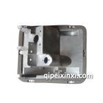 解放J6离合器铝板