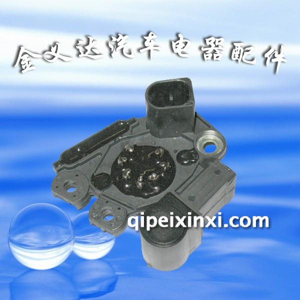 捷达05柴油发电机调节器 90a 奇瑞起动机发电机电器配件高清图片
