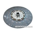 430离合器片大孔精品耐磨王键槽50.8