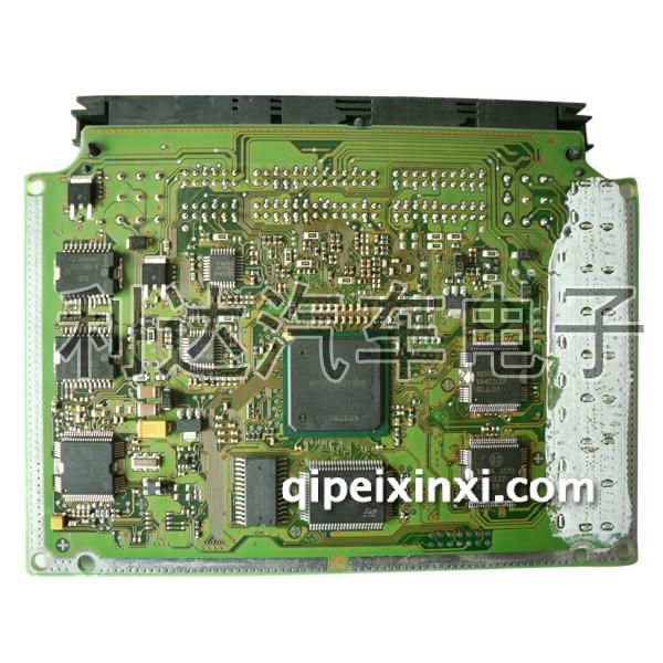 汽车电脑维修宝马x5 4.8发动机