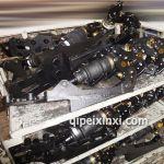 解放J6驾驶室悬置气囊