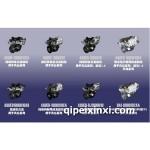 奇瑞480系列发动机配件