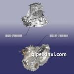 奇瑞QR523变速箱总成及配件