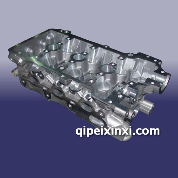 奇瑞QQ气缸盖 奇瑞QQ缸盖 奇瑞QQ0.8缸盖高清图片