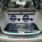 哈尔滨奔驰350吉普车升级改装案例