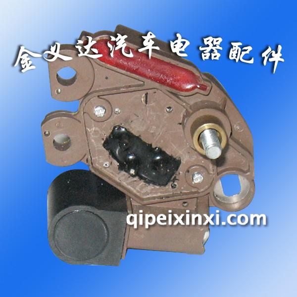 桑塔纳2000/3000法雷奥发电机调节器