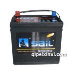 风帆蓄电池55D23L-MF