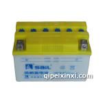风帆蓄电池12N7E-4B