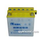 风帆蓄电池12N9-4B