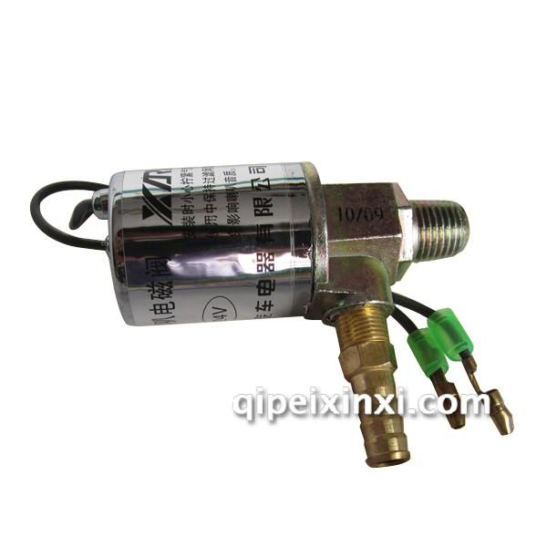 新林气喇叭电磁阀df243-24v…)-长春申工汽车电器配件