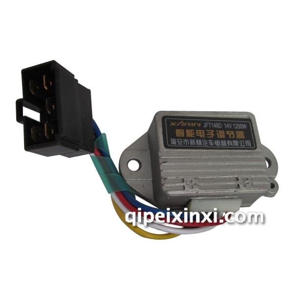 新林jft148d-14v多功能电子调节器