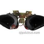 声扬DL34B-24V-12V双音蜗牛电喇叭