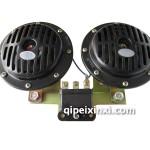 声扬DL50B-24V双音盒形电喇叭