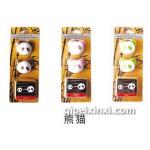 熊猫风口汽车香水