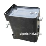 重型自卸车液压件油箱
