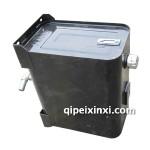 重型自卸車液壓件油箱