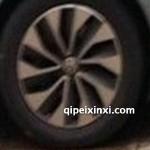 一汽大众高尔夫蓝驱12款 16寸轮毂|钢圈|轮圈|车轮|原厂