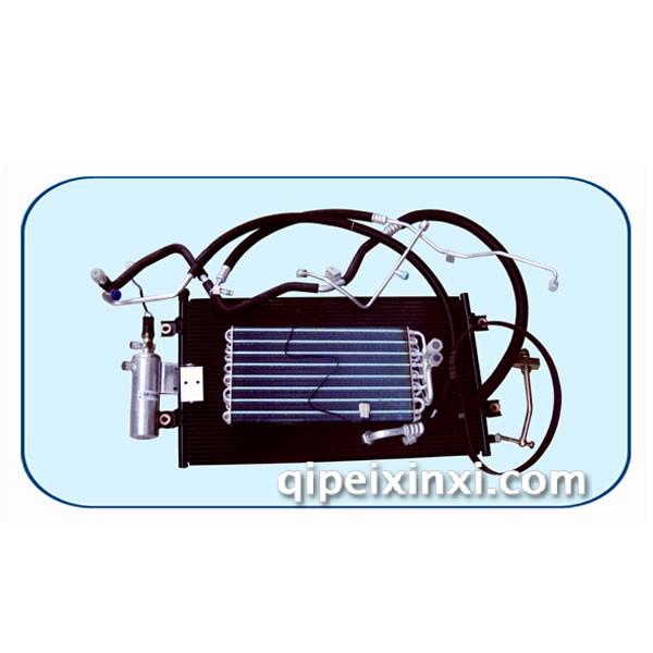 豪沃汽车空调系统