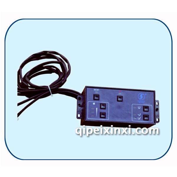 奥龙电动汽车空调控制面板