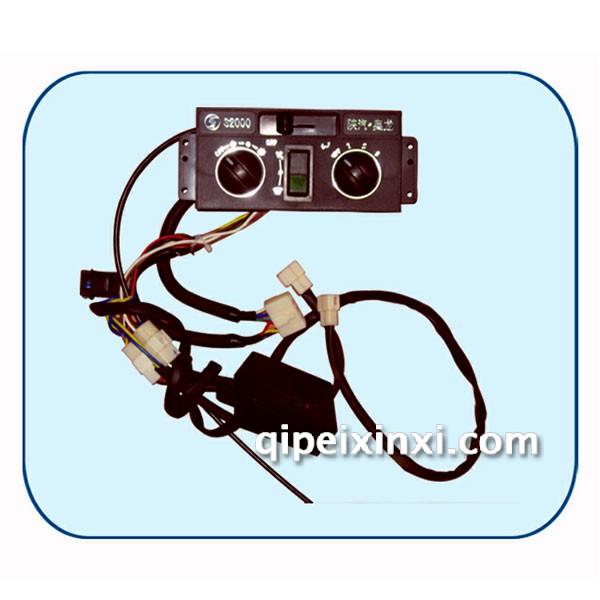 奥龙手动汽车空调控制面板
