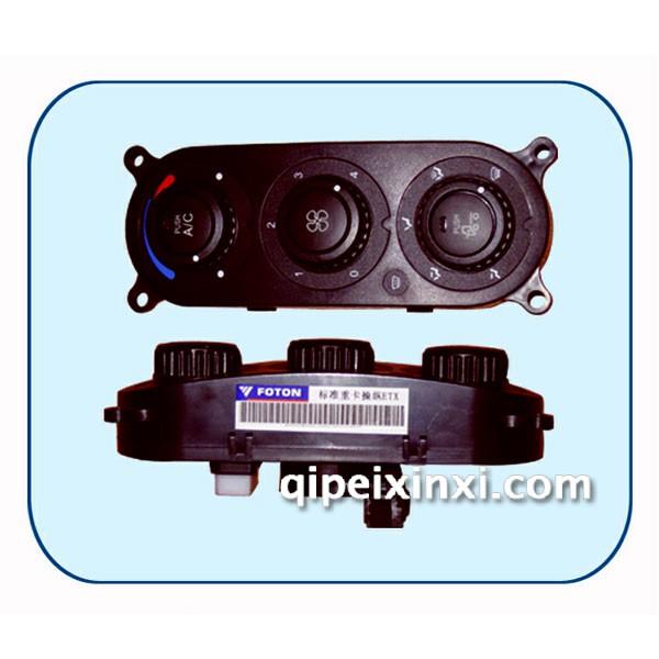 欧曼etx(h3)空调控制面板