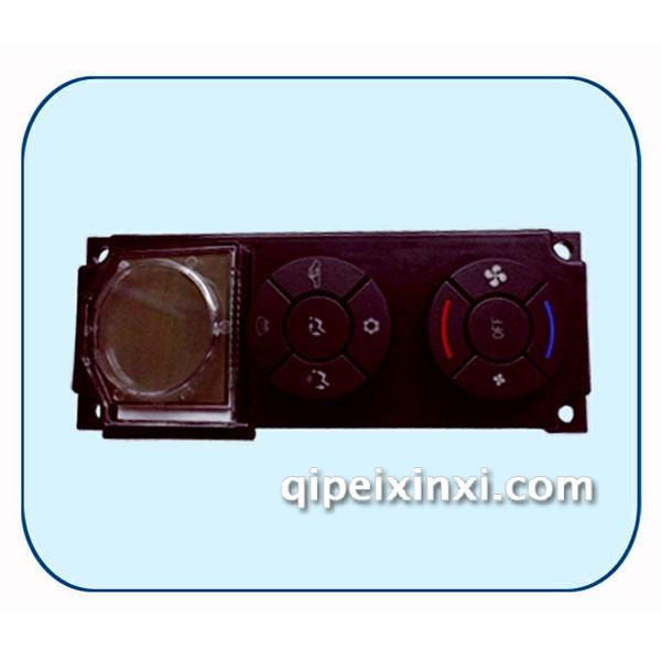 欧曼etx液晶汽车空调控制面板