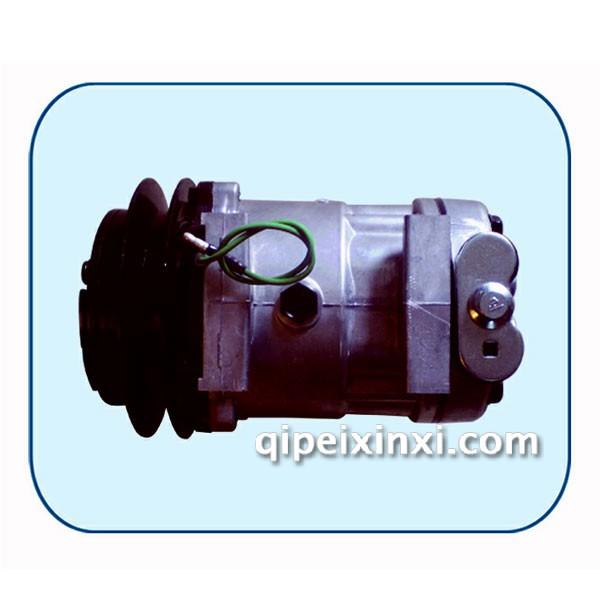 华菱搅拌车空调压缩机