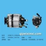 汽车电器4JB1发动机
