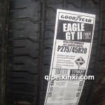 固特异EAGLE GTⅡ轮胎 27545R20