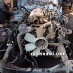 拆车件-吉普4700整套底盘