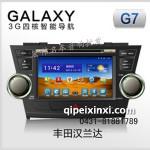 飞歌3G智能机-丰田汉兰达
