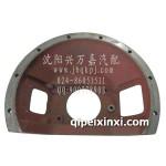 常柴480离合器壳