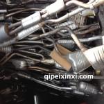 原装进口拆车消音器排气管