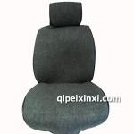山羊絨雜灰色通用坐墊