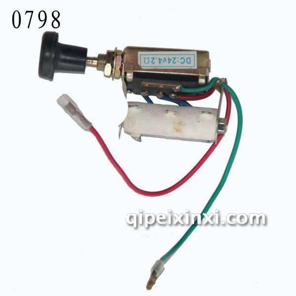 通用暖风开关-0798(汽车空调暖风机…)-佩特来电器批发