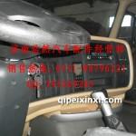 豪沃A7驾驶室内饰照片