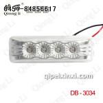 4 LEDs Side Marker&Clearance Light 琼丽边灯
