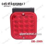 货车LED /140-2防雾灯塑胶 琼丽防雾灯