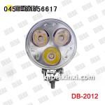 9W 货车LED 工作灯3寸不锈钢小太阳 德霸大功率