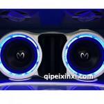 罗拉升级主动分频音响升级改装